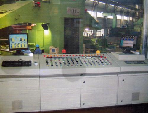 轧机控制系统
