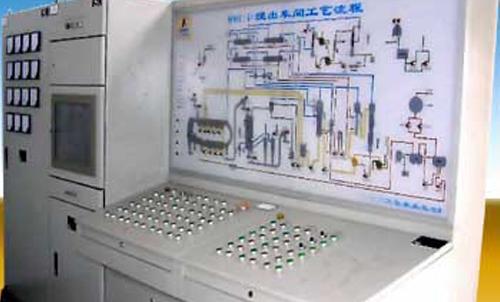模拟屏操作台