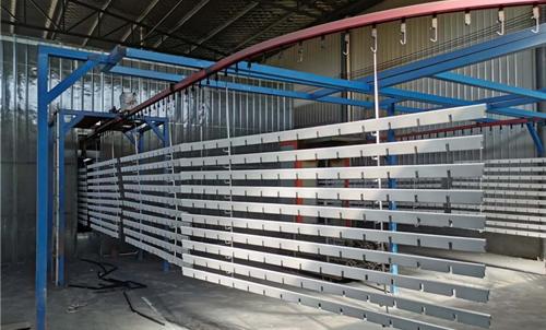 西安喷塑加工厂